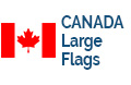 Large Canada Flags