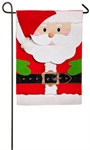 Jolly Santa Belt Felt Door Decor