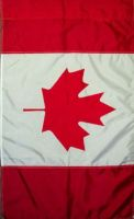 Decorative Canada Garden Flag