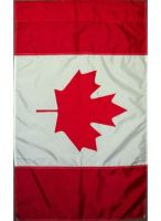Decorative Canada Flag