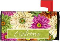Gerberas Mail Wrap